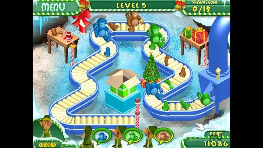 Santa's Super Friends for Mac - review, screenshots