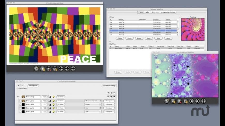 JAME for Mac - review, screenshots