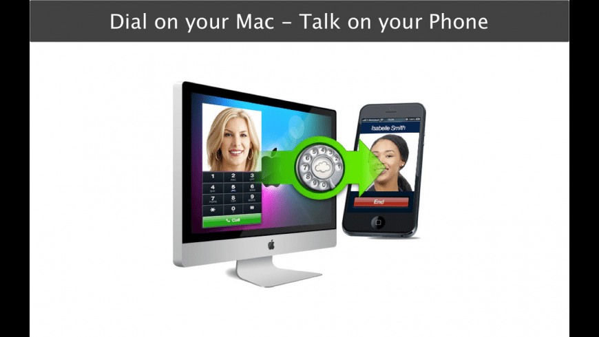 AirDial for Mac - review, screenshots
