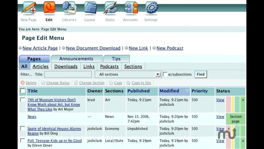 Big Medium for Mac - review, screenshots