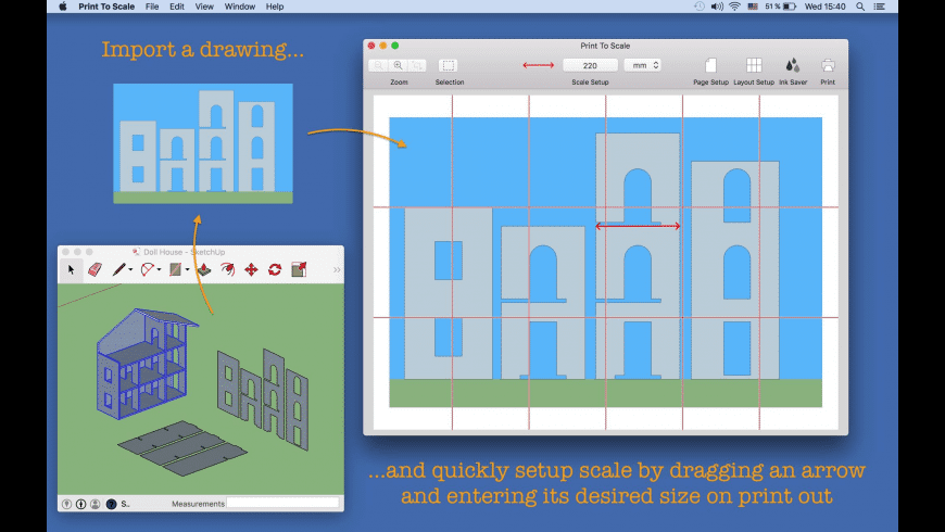Print To Scale for Mac - review, screenshots