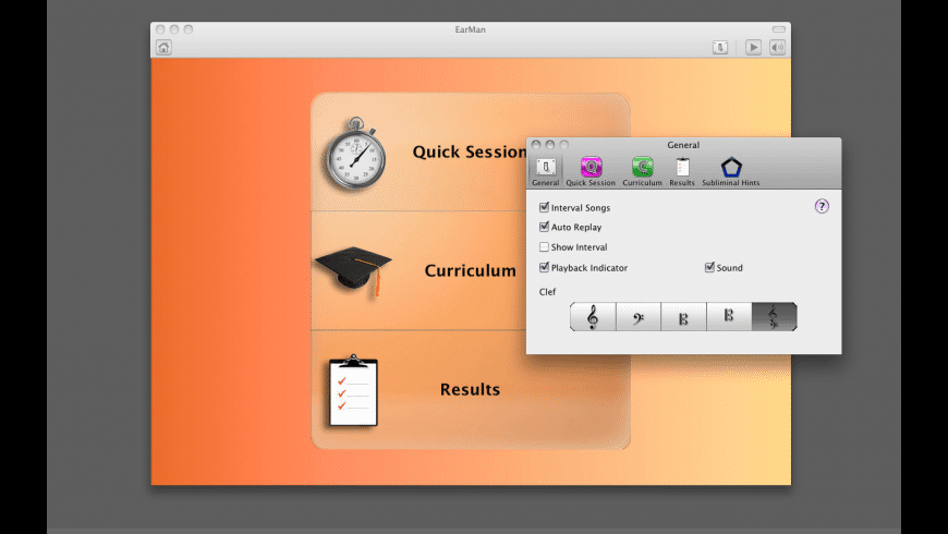 EarMan for Mac - review, screenshots