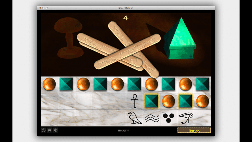 Senet Deluxe for Mac - review, screenshots