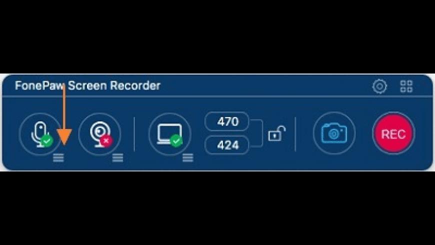 FonePaw Screen Recorder for Mac - review, screenshots