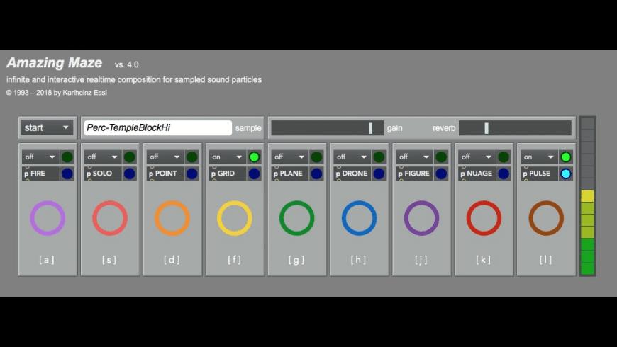 Amazing Maze for Mac - review, screenshots
