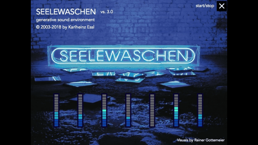 SEELEWASCHEN for Mac - review, screenshots