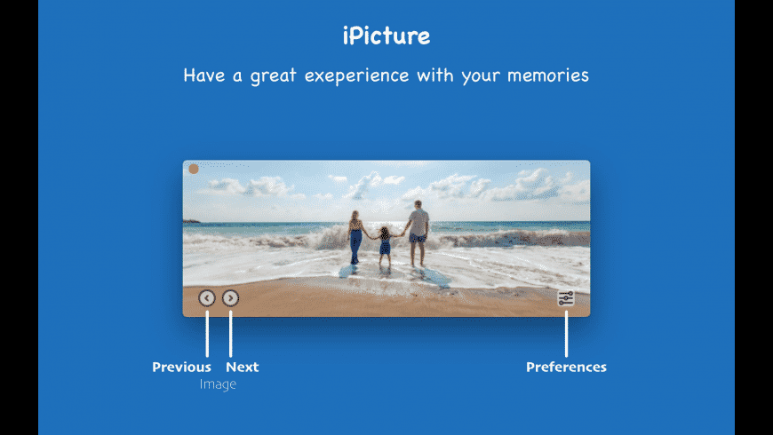 iPicture for Mac - review, screenshots