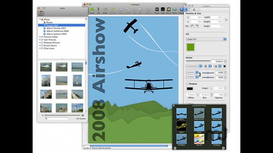 VectorDesigner for Mac - review, screenshots