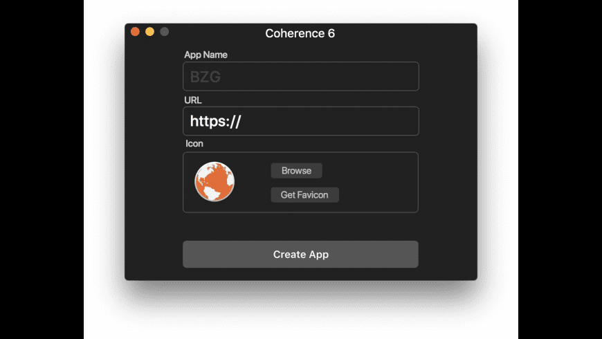 Coherence for Mac - review, screenshots