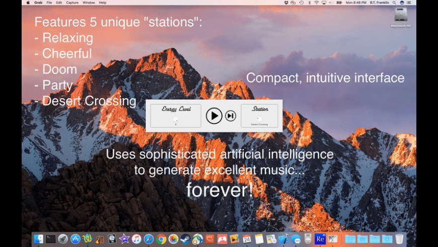 Resonant Element for Mac - review, screenshots