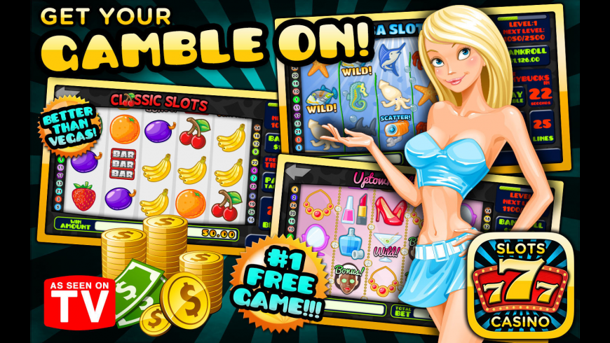 Ace Slot Machine Casino for Mac - review, screenshots