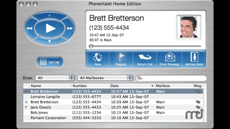 PhoneValet Home Edition for Mac - review, screenshots