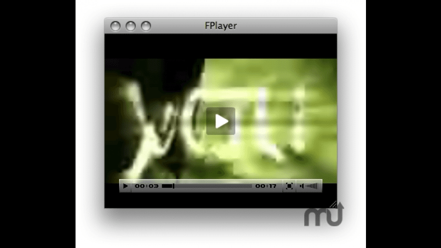FPlayer for Mac - review, screenshots