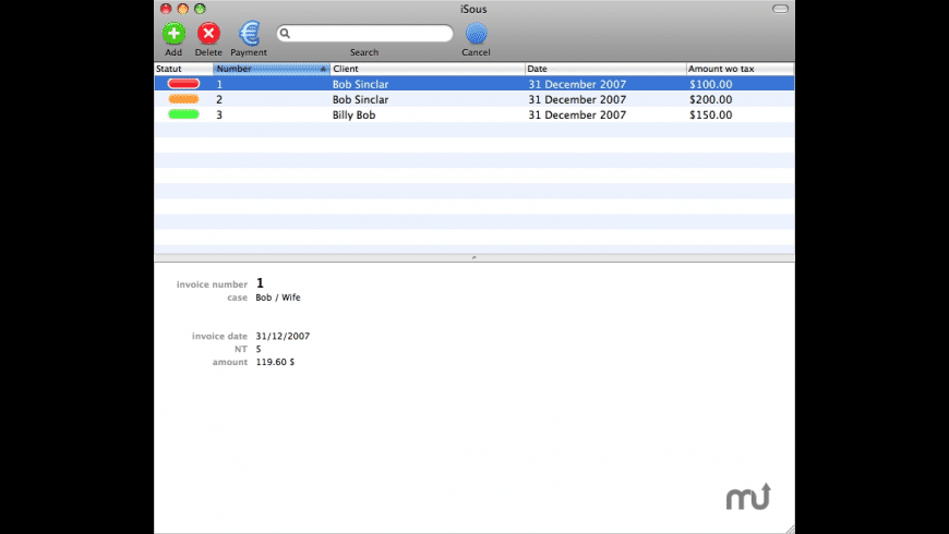 iSous for Mac - review, screenshots