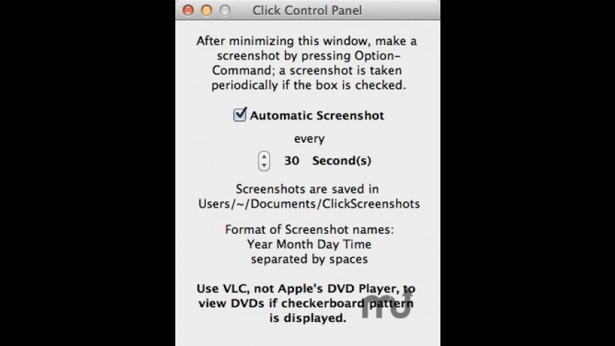 Click for Mac - review, screenshots