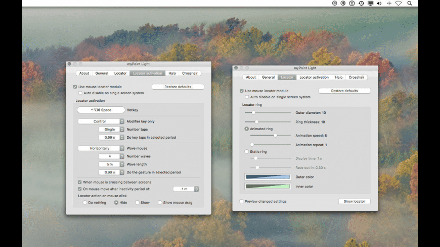 myPoint Light S for Mac - review, screenshots