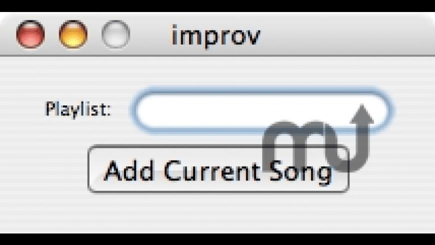 Improv for Mac - review, screenshots