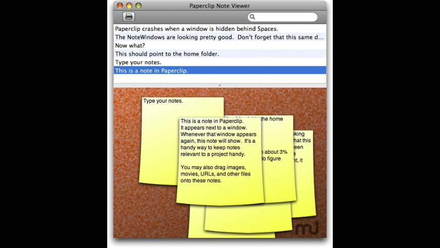 Paperclip for Mac - review, screenshots