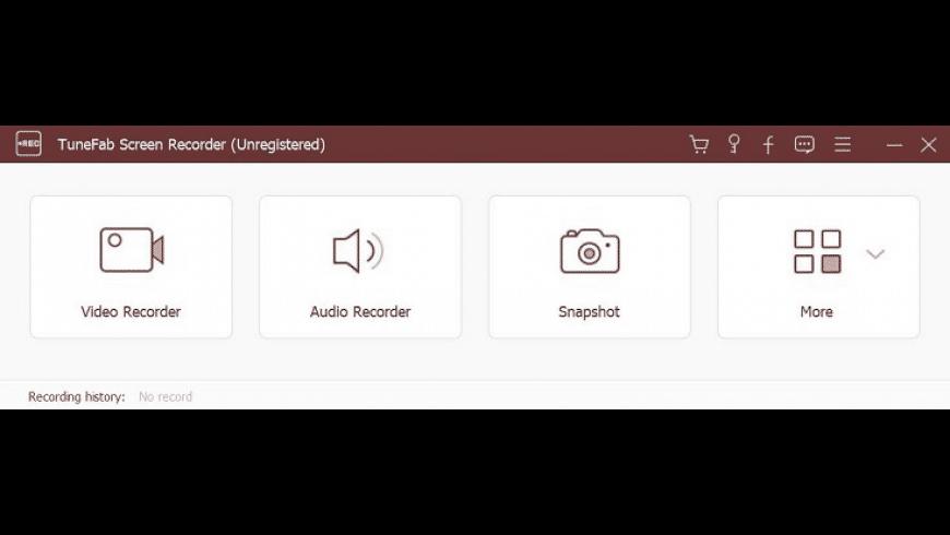 TuneFab Screen Recorder for Mac - review, screenshots