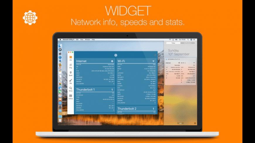 Network Kit X for Mac - review, screenshots