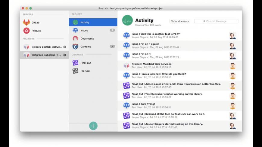 PostLab for Mac - review, screenshots
