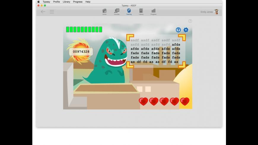Typesy for Mac - review, screenshots