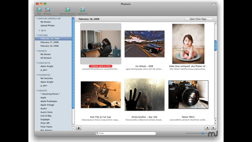 Photonic for Mac - review, screenshots