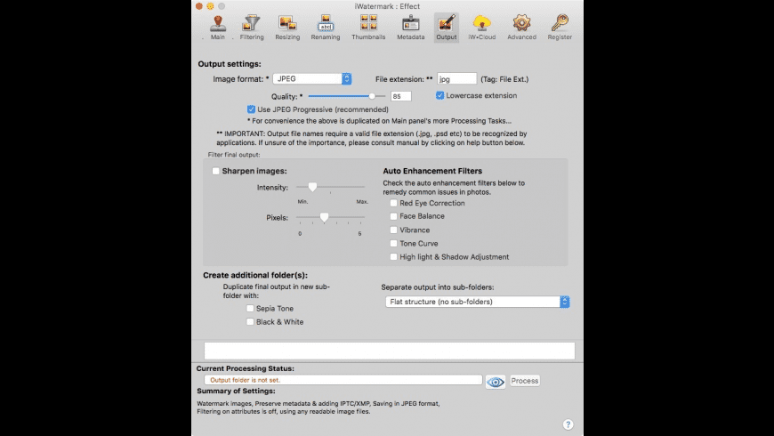 iWatermark Pro for Mac - review, screenshots