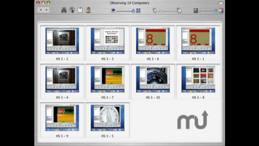 VncThumbnailViewer for Mac - review, screenshots