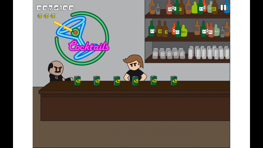Barman Hero for Mac - review, screenshots