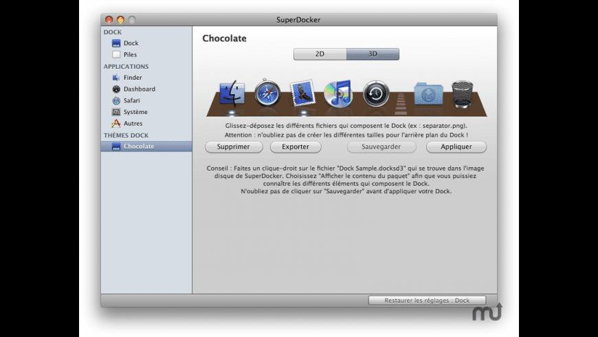 SuperDocker for Mac - review, screenshots