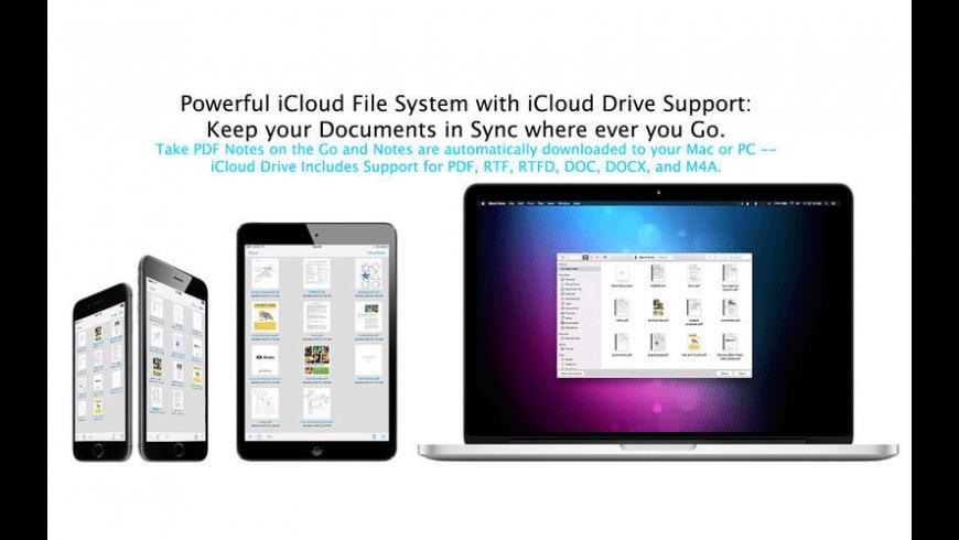 Mach Note for Mac - review, screenshots