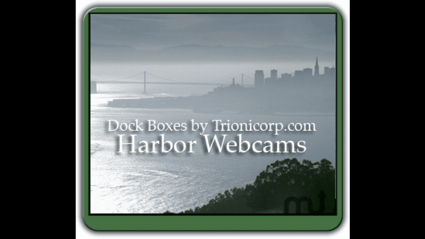 Dock Boxes Harbor Webcams for Mac - review, screenshots