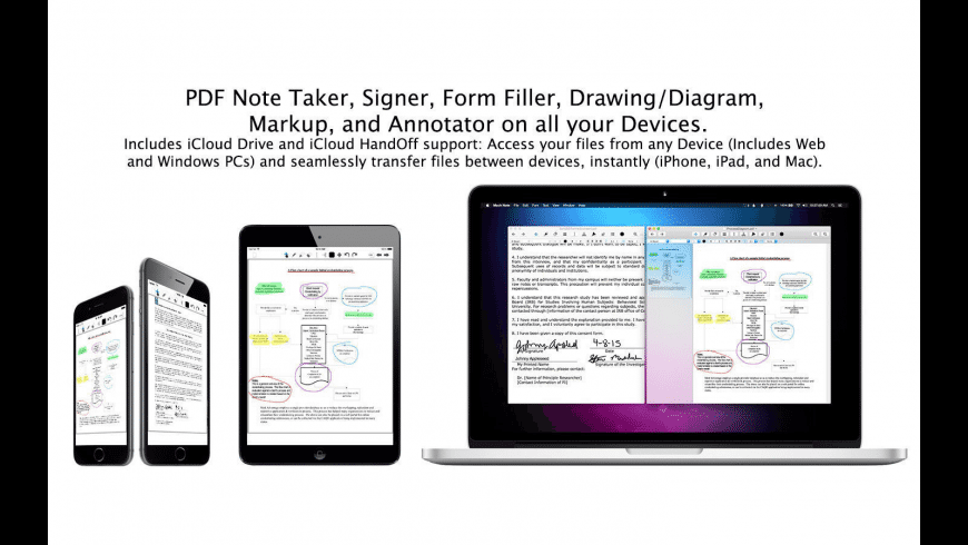 PDF Draw Pro for Mac - review, screenshots