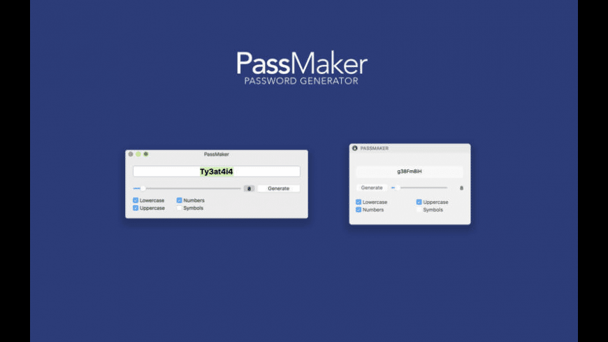 PassMaker for Mac - review, screenshots