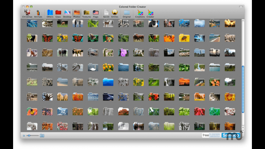 Folder Forge for Mac - review, screenshots