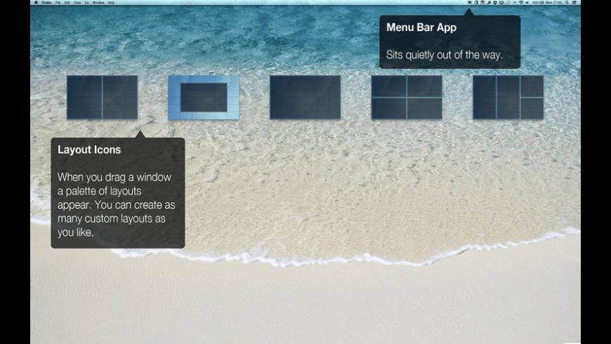 Window Tidy for Mac - review, screenshots