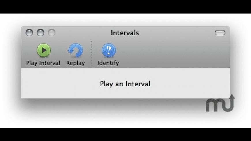 Intervals for Mac - review, screenshots