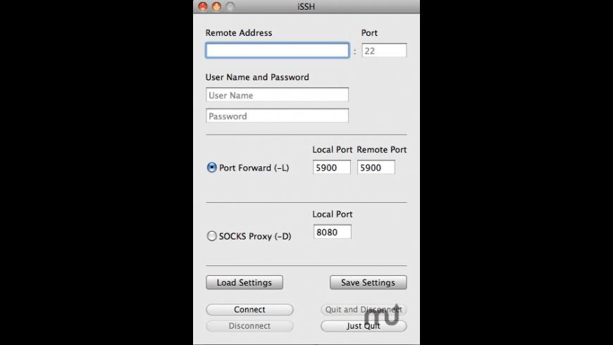 iSSH for Mac - review, screenshots