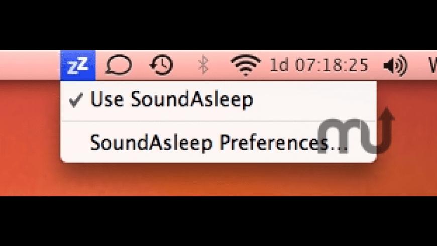 SoundAsleep for Mac - review, screenshots