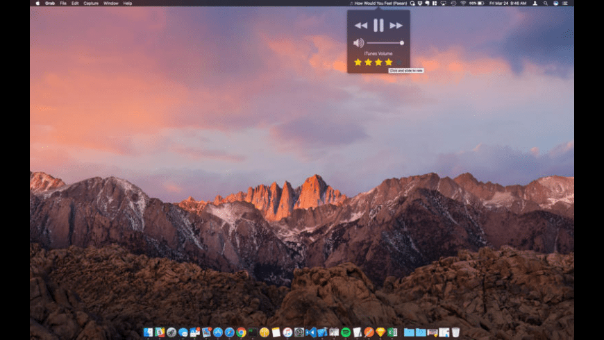 WhatsOn for Mac - review, screenshots