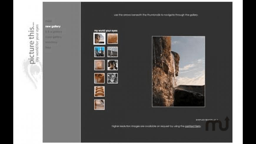 Camilo Theme for Mac - review, screenshots