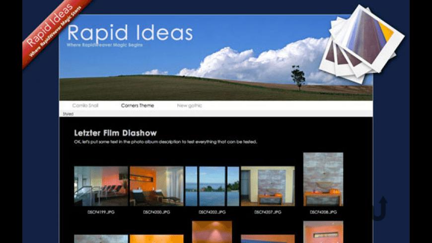 Corners Theme for Mac - review, screenshots