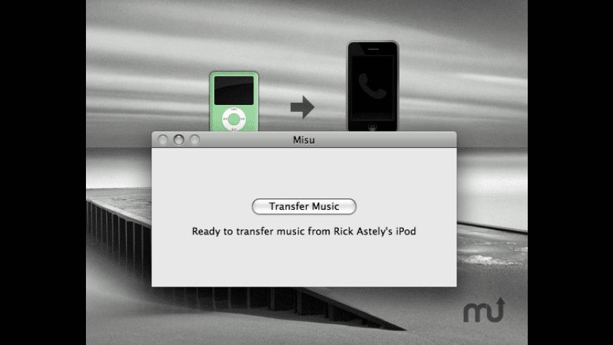 Misu for Mac - review, screenshots