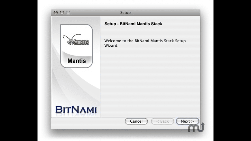 BitNami Mantis Stack for Mac - review, screenshots