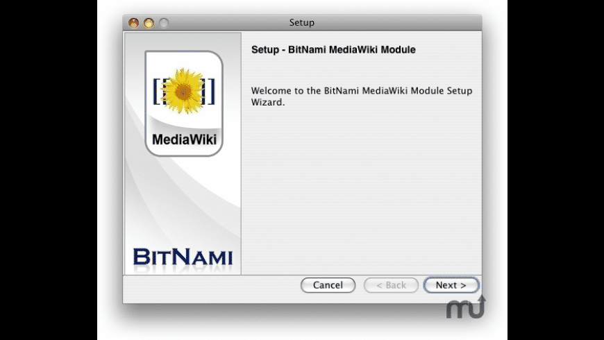 BitNami MediaWiki Stack for Mac - review, screenshots