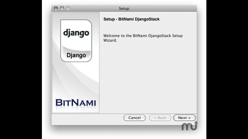 BitNami DjangoStack for Mac - review, screenshots