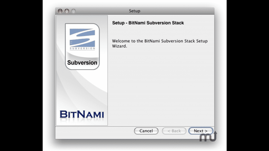 BitNami Subversion Stack for Mac - review, screenshots