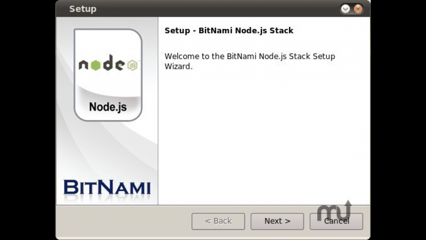 Bitnami NodeJS Stack for Mac - review, screenshots