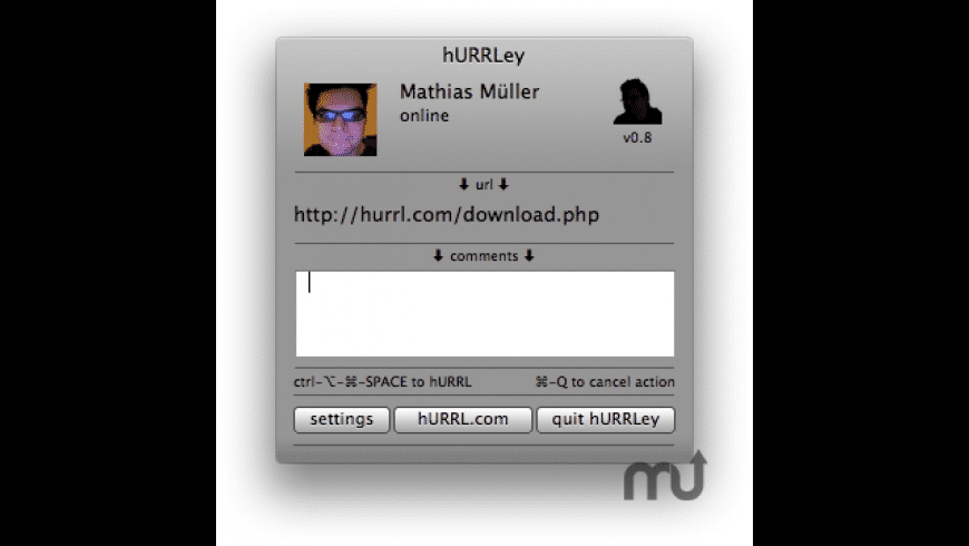 hURRLey for Mac - review, screenshots